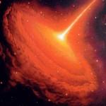 Quasar Representing Expandng Consciousness