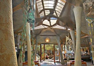 Arcosanti Architecture Gallery