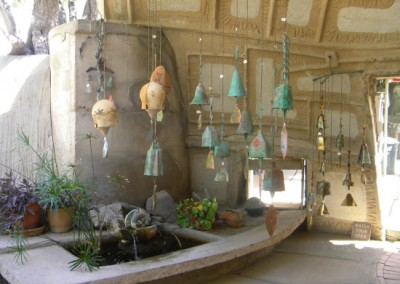 Arcosanti Clay Bells