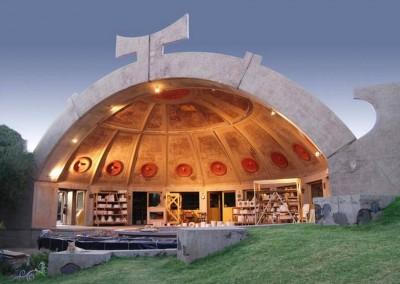 Arcosanti Half Dome