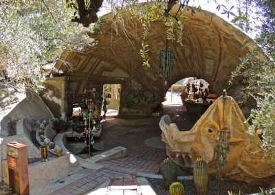 Arcosanti Pottery Dome