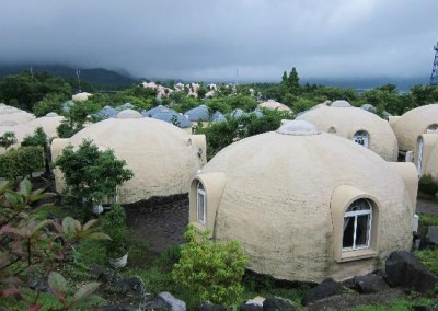 Aso Farm Village Domes