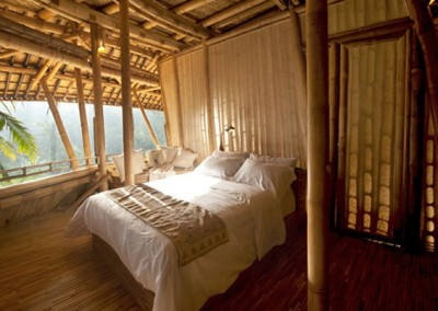Bamboo Bedroom
