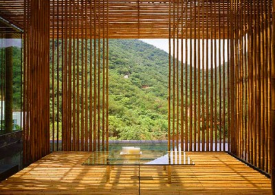 Bamboo Living Rm