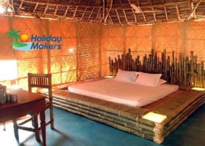 Bamboo Master Bedroom