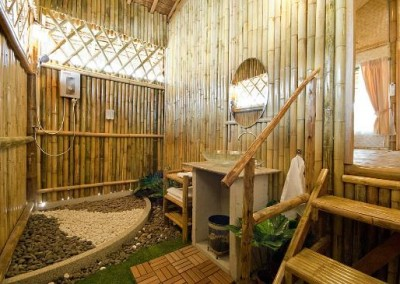 Bamboo Porch