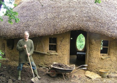 Cob House Michael Buck