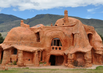 Cob Mud House