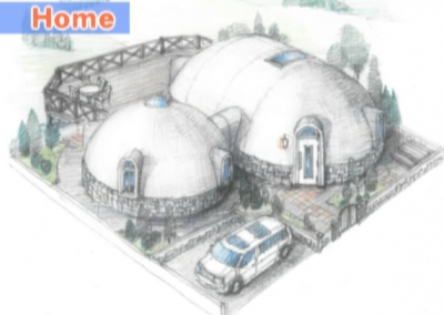 Dome Building 5