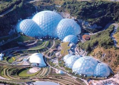 Dome Commercial Eden Project 2