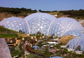 Dome Commercial Eden Project 3