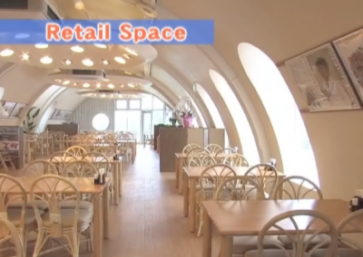 Dome Commercial Interior 4