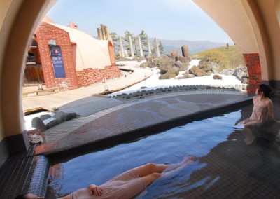 Dome Hottub