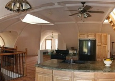 Dome Traditonal Interior 1