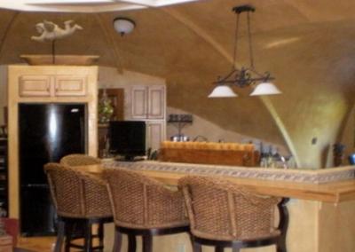 Dome Traditonal Interior 2