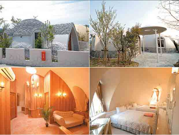 Exceptional Domes Prefabricated Homes