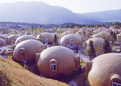 Domes Prefabricated Village
