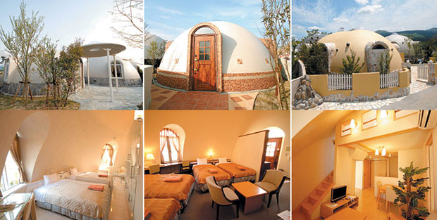 Domes prefabricated kirk nielsen for Japan dome house price
