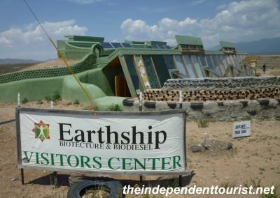 Earthship Exterior 5