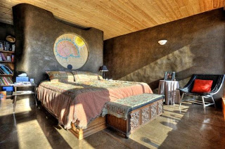 Earthship Interior 10