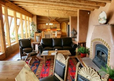 Earthship Interior 11