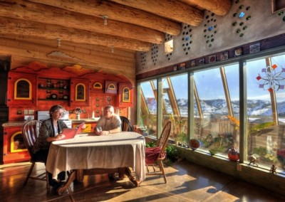 Earthship Interior 2