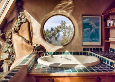 Earthship Interior 3