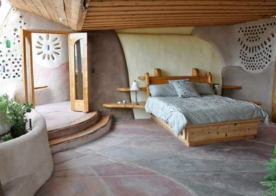 Earthship Interior 4