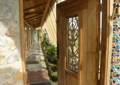 Earthship Interior 5