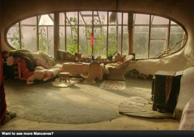 Earthship Interior 6
