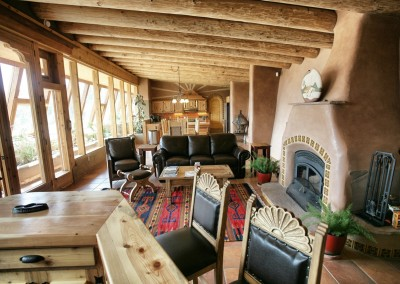 Earthship Interior 7