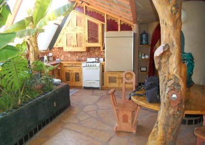 Earthship Interior 8