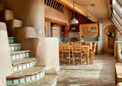 Earthship Interior 9