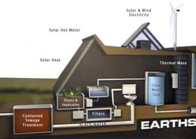 Earthship Plan 2