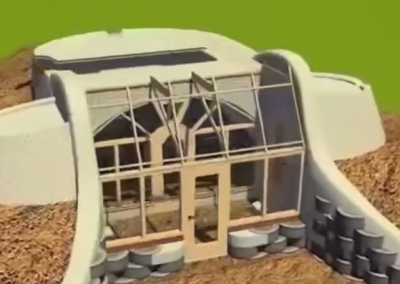 Earthship Plan 8