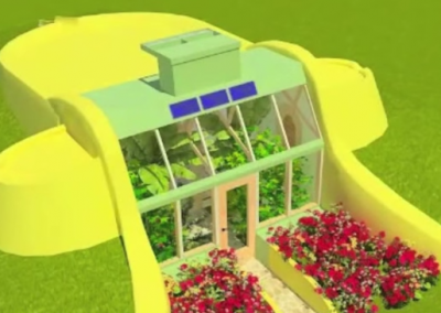 Earthship Plan 9