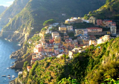 European Village Cinque Terre 1