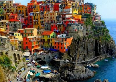 European Village Cinque Terre 3