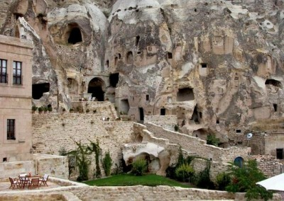 European Village Lolita Gamirasu Cave Hotel Turkey