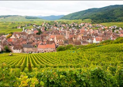 European Village on Alsace Wine Route 1
