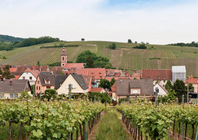 European Village on Alsace Wine Route