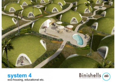 FerroCement Binishells 3