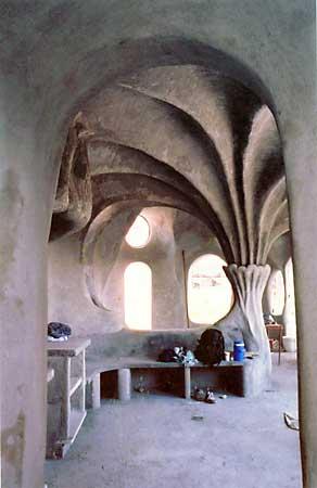 Ferrocement Interior