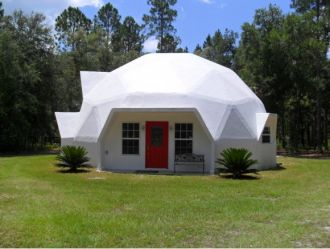 Geodesic Dome Home 3