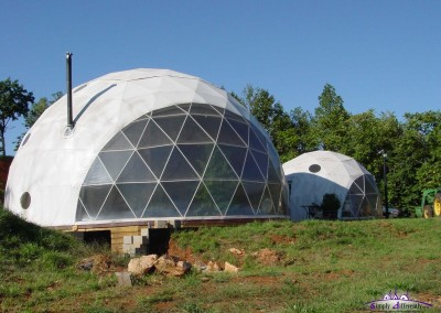 Geodesic Dome Home 4