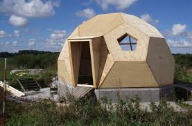 Geodesic Dome Small Home