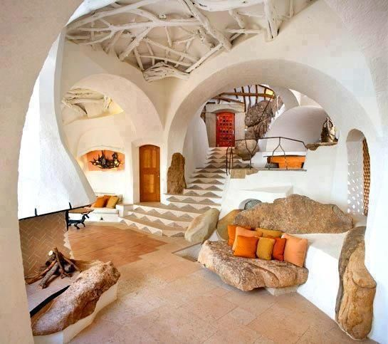 Domes Monolithic Kirk Nielsen New Dome Home Interiors