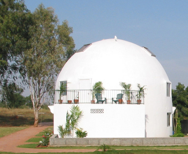 Domes Monolithic | Kirk Nielsen