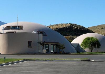 Monolithic Domes in Genola Utah