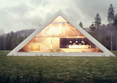 Pyramid House 1
